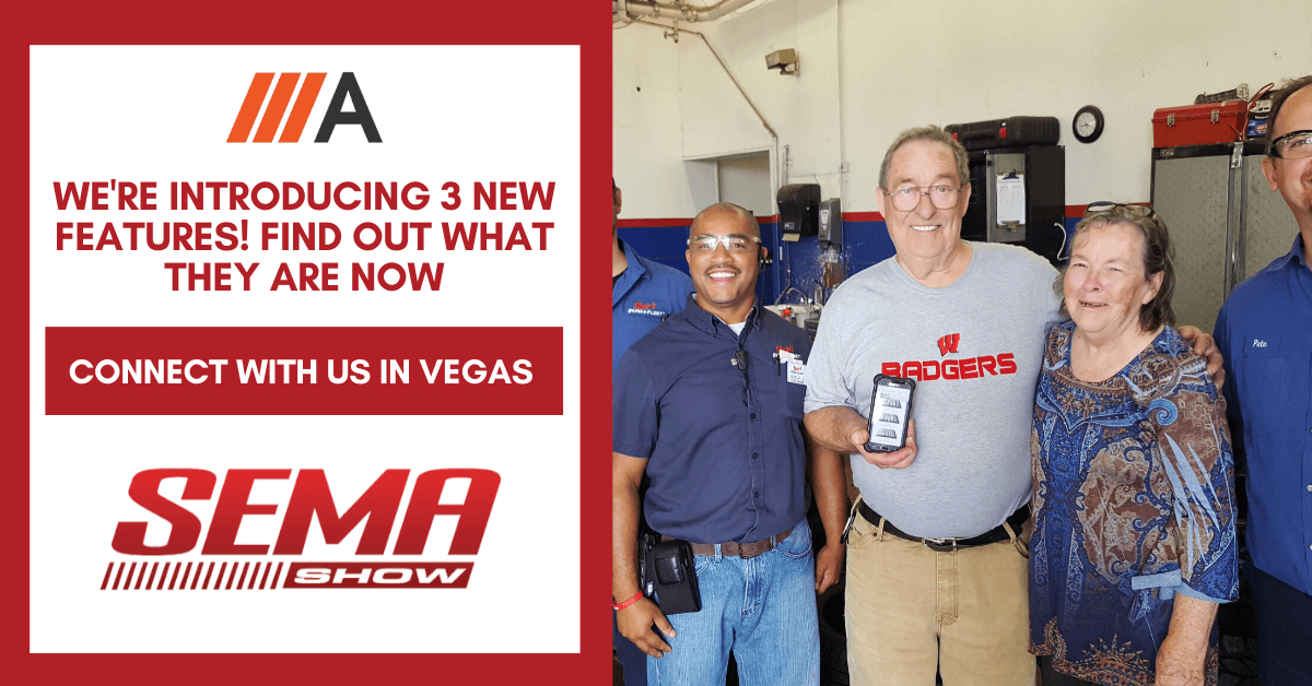 New Features Alert! A SEMA Special Announcement